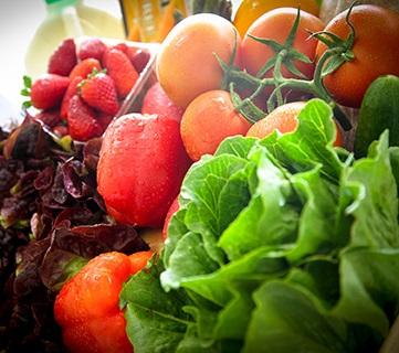 Fresh Seasonal Local Produce