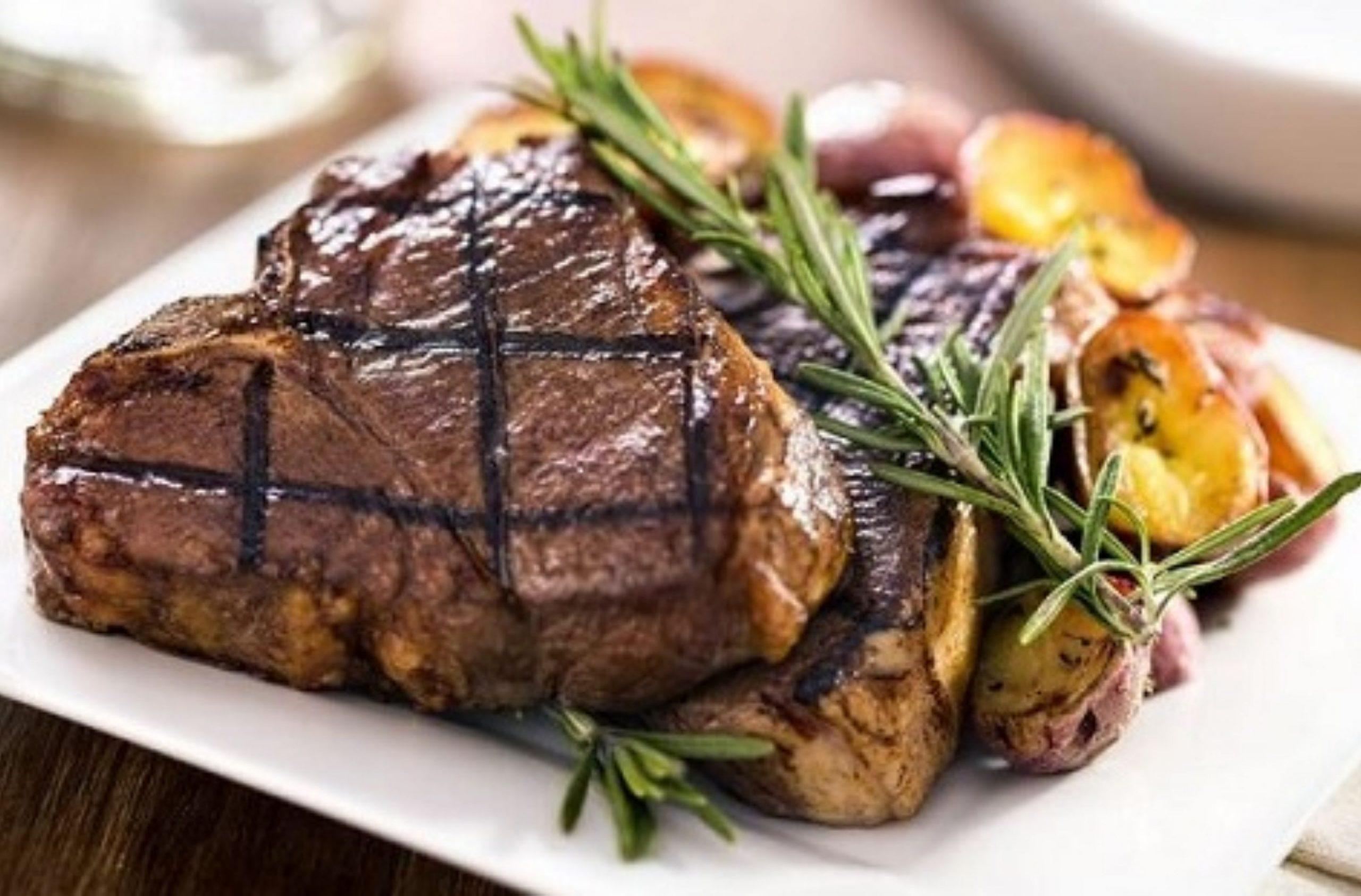 Roasted Lamb