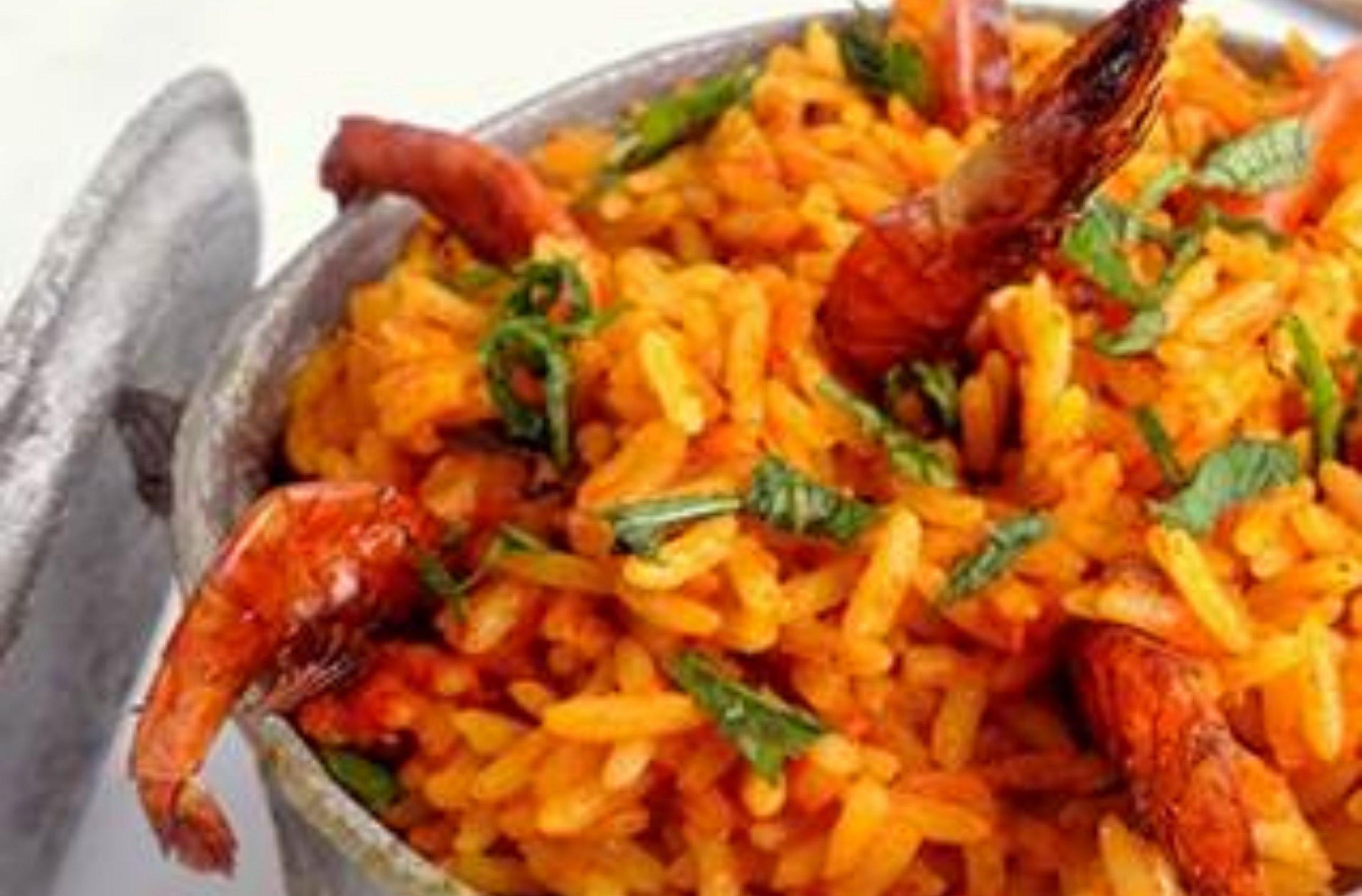 rice pot dish