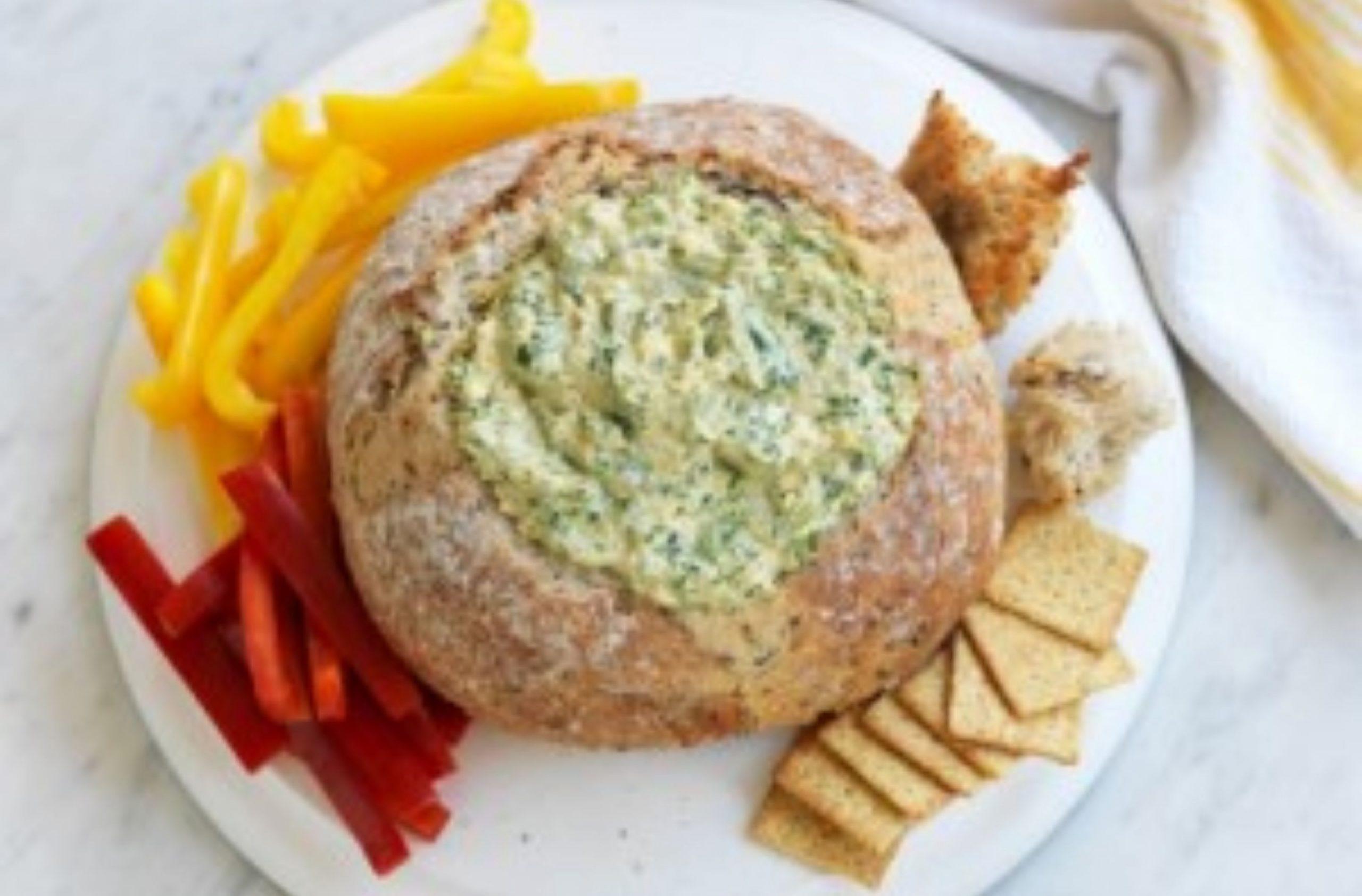 Vegetarian spinach