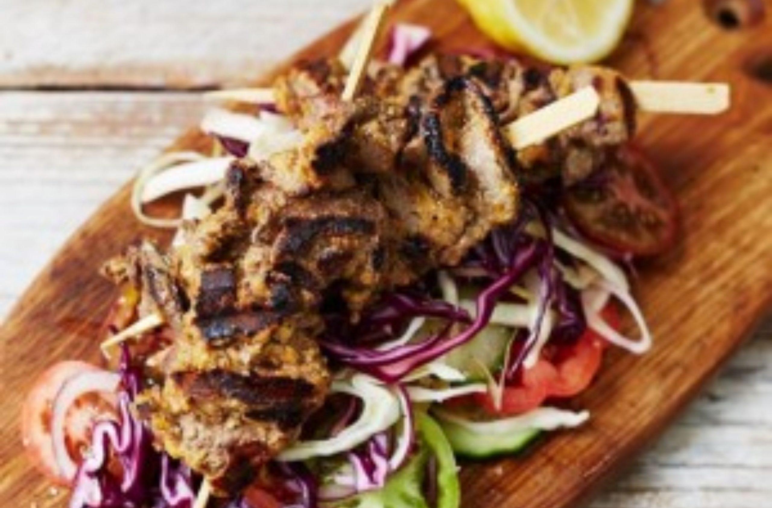 Spicy Nigerian Suya